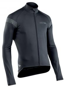 NORTHWAVE Men's long sleeve light jacket EXTREME H20 - total protection black