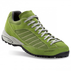 GARMONT Men's walking shoes trekking STICKY N FAST VENTED green