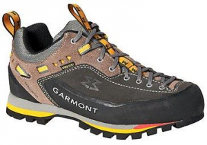GARMONT Women's trekking shoes DRAGONTAIL MNT GTX gray brown goretex