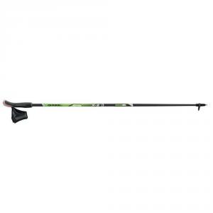 GABEL Nordic walking poles, professional line STRIDE X-2 green