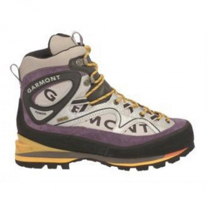GARMONT Unisex trekking boots TOWER GTX gray violet goretex mountain