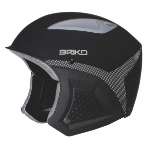 BRIKO Unisex Helmet Ski Descent In-Molding Technology Freemont Black