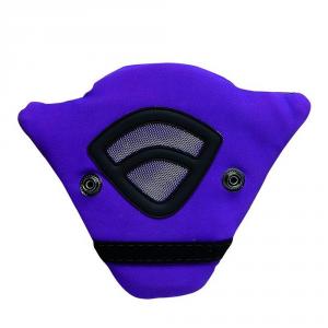 BRIKO Earflap Ski Snowboard Purple Helmet Contest 10.0