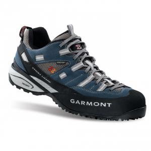 GARMONT Woman trekking shoes blue jeans goretex STICKY LIZARD GTX