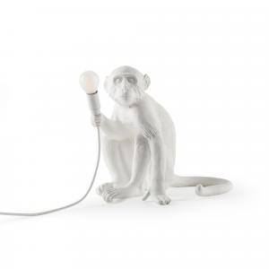 LAMPADA MONKEY LAMP SEDUTA
