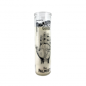 PHRENOLOGY CANDLE PALMIST