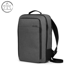 Salzen - Business Backpack - Nylon Storm Grey