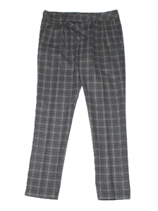 Pantalone in lana pricipe di galles. Verdera