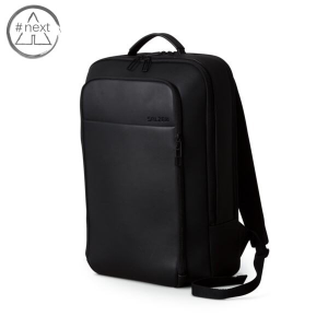 Salzen - Business Backpack - Leather Total Black