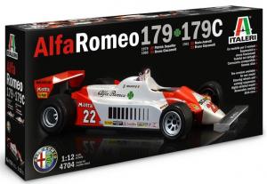 ALFA ROMEO 179 - 179C