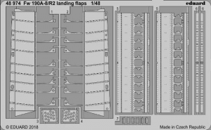 Fw-190A-8/ R2 landing flaps