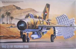 MiG-21 RF Peeping MiG