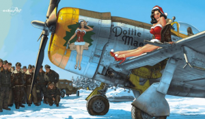 P-47D - DOTTIE MAE