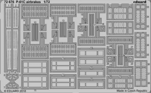 P-61C airbrakes