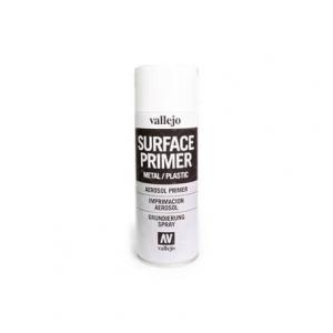 Surface Primer White Spray 400ml