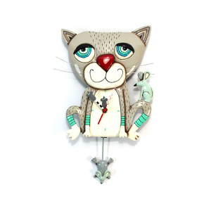 Orologio Mouser Cat  (p1404 )