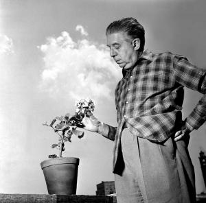 Eugenio Montale, 1956