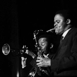 Il sassofonista Stanley Turrentine, 1960