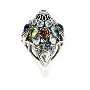 Anello Principessa in argento