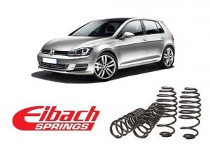 Molle assetto Eibach per VW Golf VII