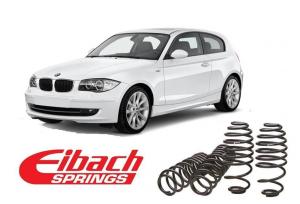 Molle assetto Eibach per BMW Serie 1 E81/E87
