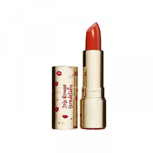 Clarins Limited Edition Joli Rouge 801 Coral Lipstick 3.5g
