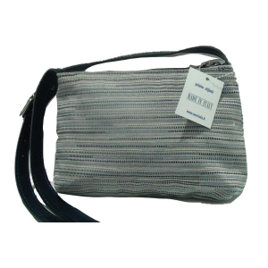 Woman Trendy fabric shoulder bag