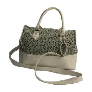 Trendy Women's Fabric Bag