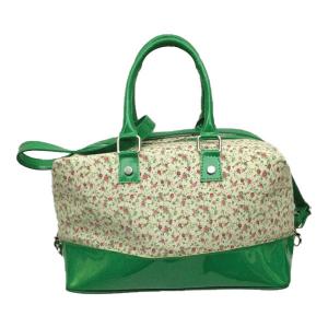 Trendy Women's Fabric Line Bag