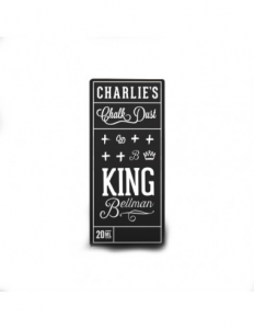 King Aroma scomposto - Charlie's Chalk Dust