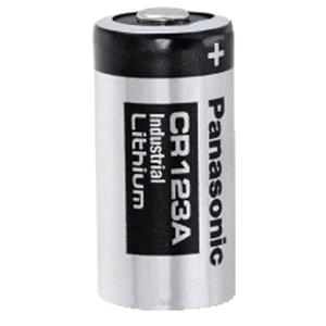 Panasonic CR123A Lithium 3V