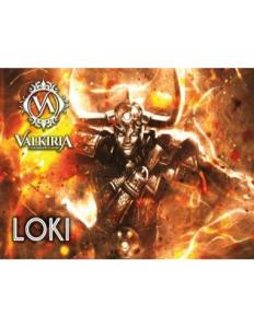 Loki Aroma concentrato - Valkiria