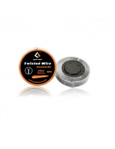 Geek Vape TWISTED WIRE KANTHAL A1 26GA*2 - 5m