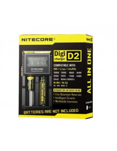 D2 Digicharger - Nitecore