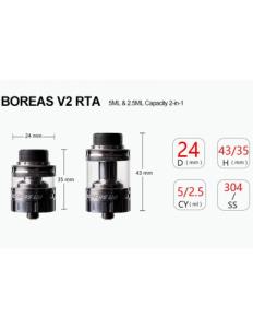 Boreas V2 RTA- AugVape