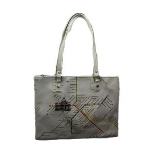 Shopper Line Turistica & Map Merinda bag