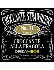 Aroma Dreamods Croccante Strawberry No.31