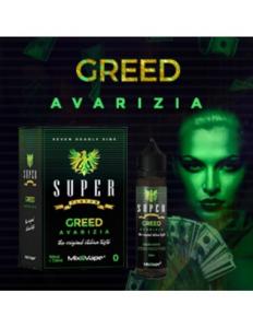Greed (Avarizia) Aroma scomposto - Super Flavor