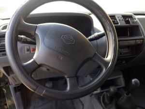 Meccanica Nissan Terrano 2