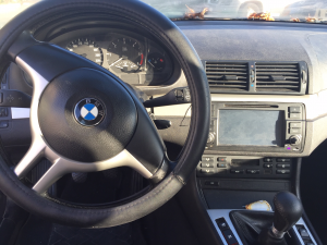 Ricambi usati BMW E46 dal 2001 al 2005