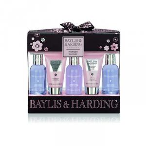 Bayliss And Harding Midnight Lavender Set 5 Parti 2018