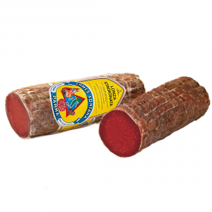 ERMES FONTANA Loin cured pork halved 1.6 kg vacuum