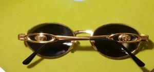 Occhiali da sole vintage Gianni Versace anni '90
