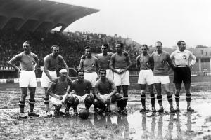 La nazionale italiana di calcio, 1933