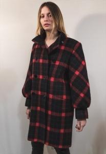 Cappotto vintage anni '80