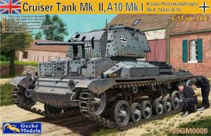 Cruiser Tank M.II, A10 Mk.I