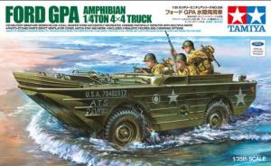 FORD GPA AMPHIBIAN 4X4 TRUCK