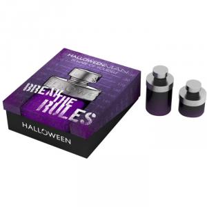 Halloween Man Eau De Toilette Spray 125ml Set 2 Parti 2018