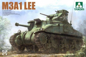 M3A1 LEE US Medium Tank