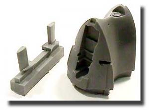 Mig-15 Intake Splitter (Trumpeter)